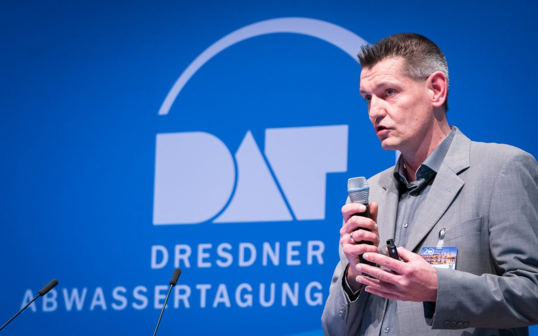 Rückblick zur 20. Dresdner Abwassertagung