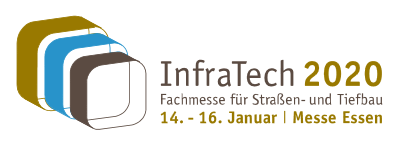Infratech 2020 in Essen vom 14. Bis 16. Januar 2020